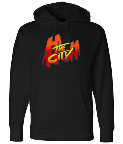 The CIty Hooded Sweat Shirt