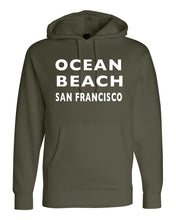 Load image into Gallery viewer, Ocean Beach/Sunset Pullover Hood