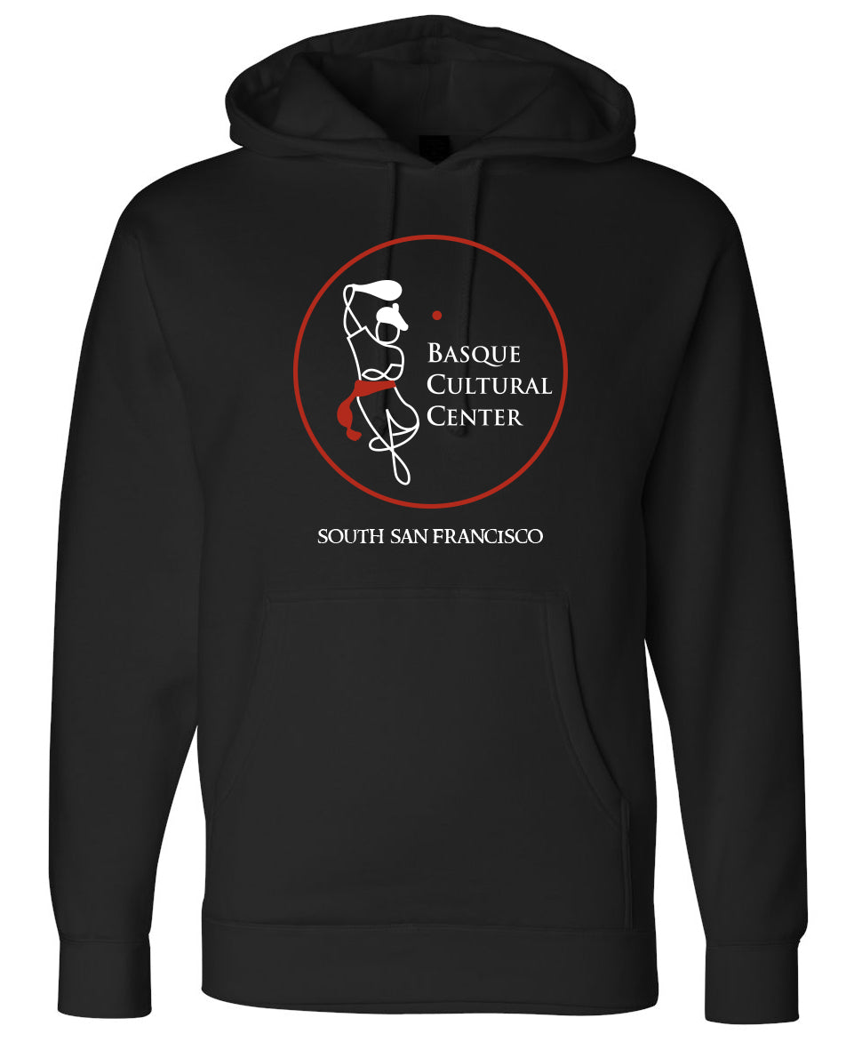 Basque Cultural Center Pullover Hood