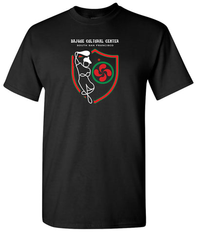 Basque Cultural Center Shield T