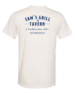 Sam's Grill and Tavern Men's Tee