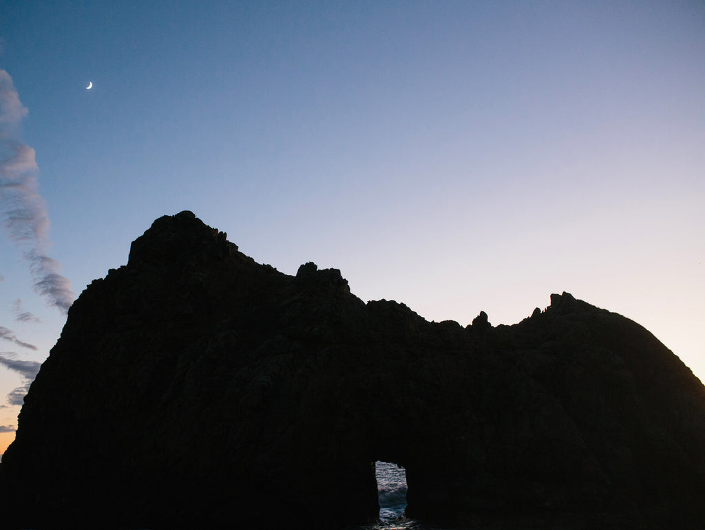 Sunset at Big Sur - Jillian Goulding Fine Photography Prints
