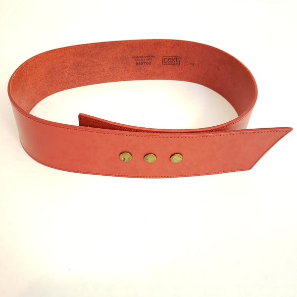 3-Button Adjustable Belt