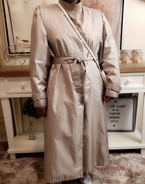 Trench Coat: Size 12