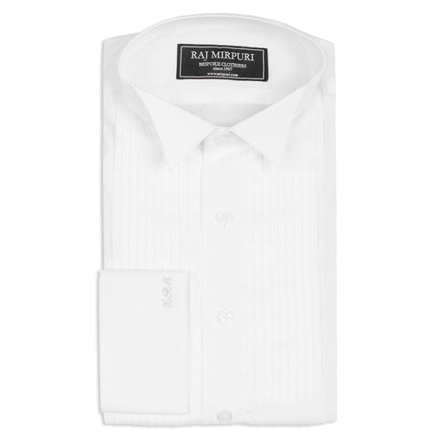 Bespoke - The White Evening Shirt