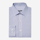Bespoke - Indigo Blue Oxford Shirt