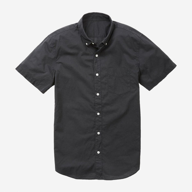 Bespoke - Black Short Sleeve Shirt