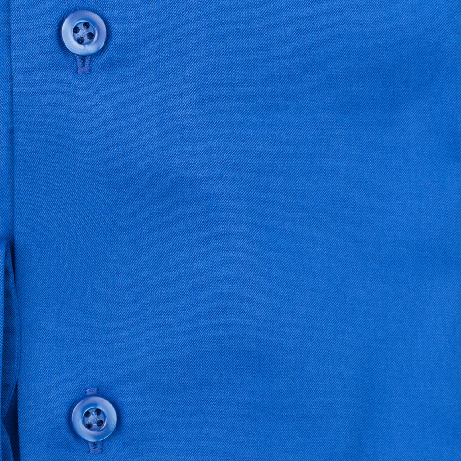 Bespoke - Cobalt Blue Tailored Shirt