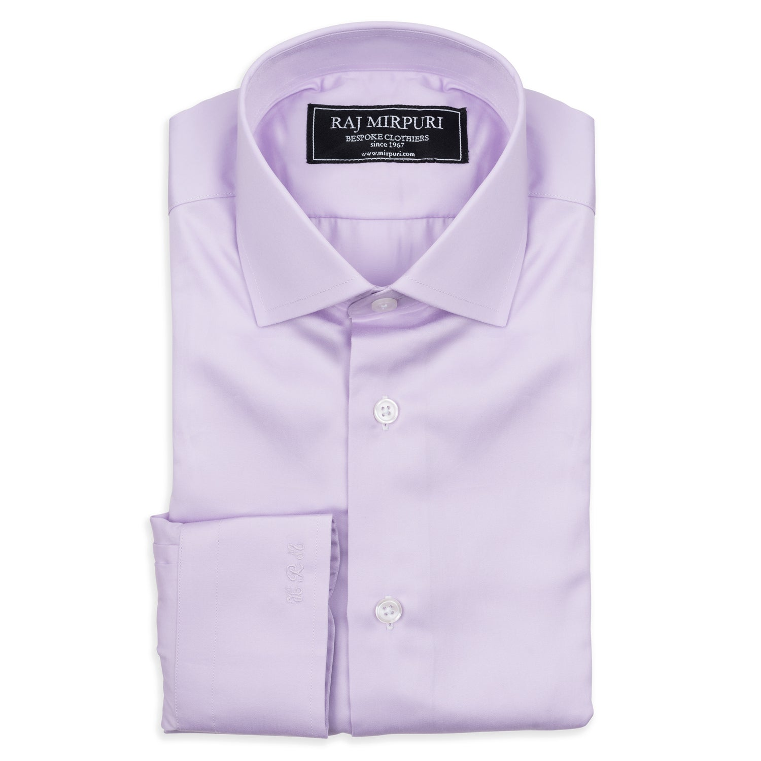 Bespoke - Lavender Tailored Shirt