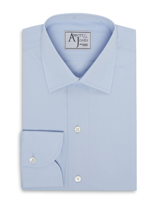 Bespoke - The Raj Mirpuri Blue Shirt