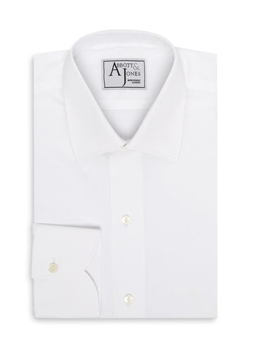 Bespoke - Wing Collar and Pleated Evening Shirt