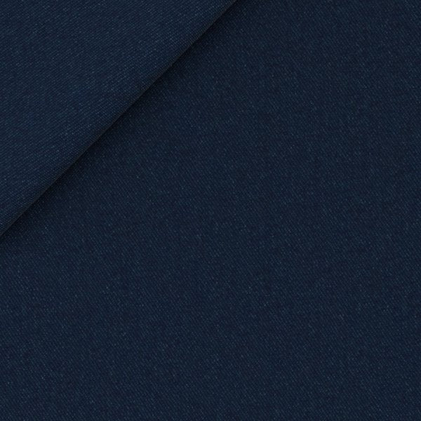 Bespoke - Navy Blue Denim Shirt