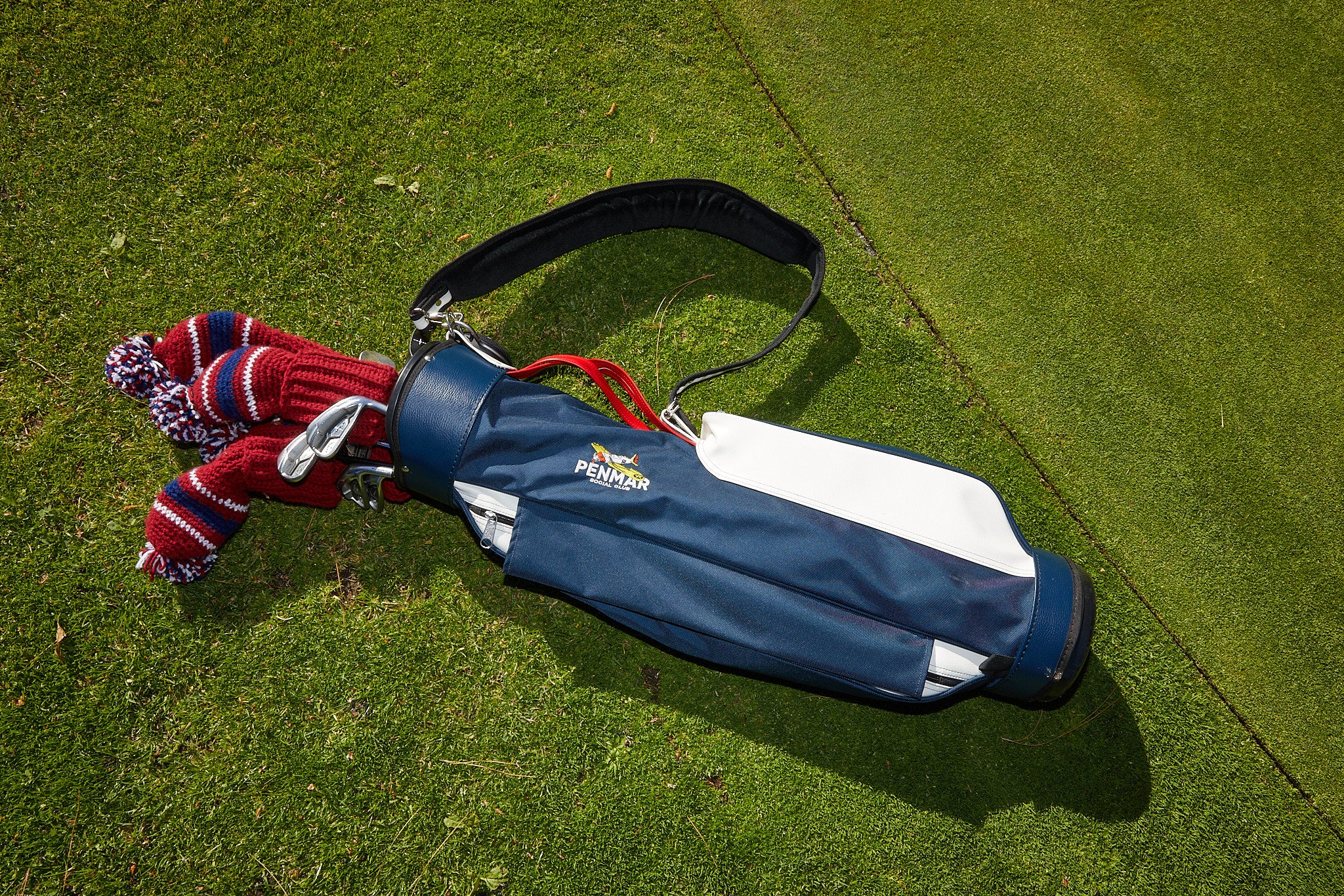 PSC Jones Sports Bag
