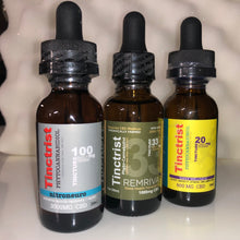 Load image into Gallery viewer, Tinctrist Complete Spectrum  CBD Tinctures