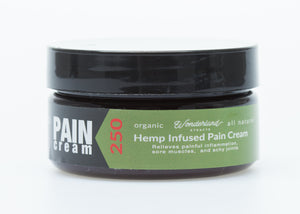 Wonderland Xtracts Natural and Organic CBD Infused Pain Cream starting @ $25