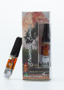 Wonderland Xtracts CBD Vape Cartridges - 300 mg Full Spectrum Zero THC