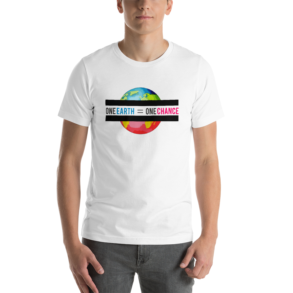 Climate Change Rally : Short-Sleeve Unisex T-Shirt