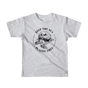 Save the Turtles : Short sleeve kids t-shirt