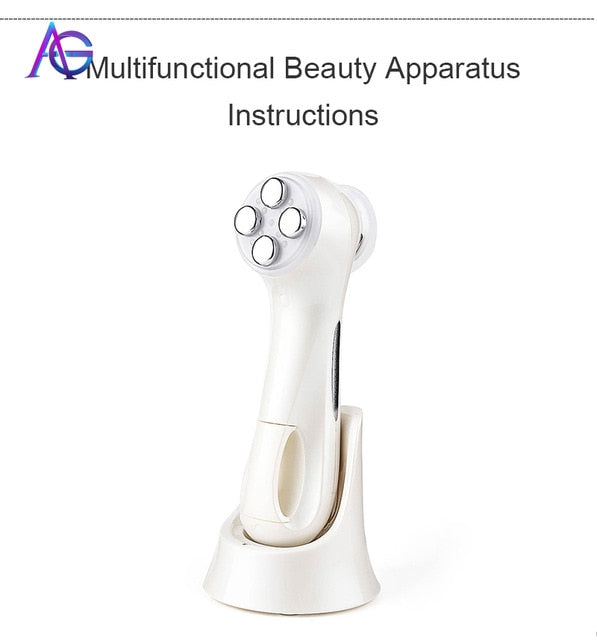 KbnMart mini LED light beauty apparatus for skin care - KbnMart