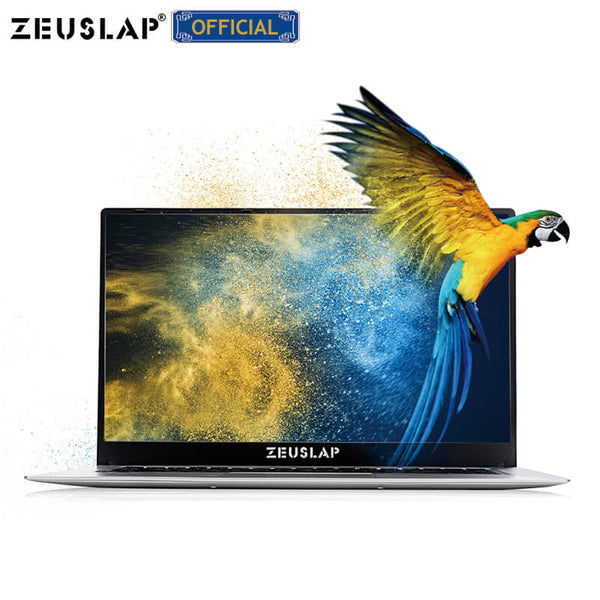 KbnMart 15.6inch 6GB Ram 128GB SSD Ultrathin Intel Apollo Lake Quad Core CPU 1920X1080P Full HD IPS Screen Laptop Netbook Computer