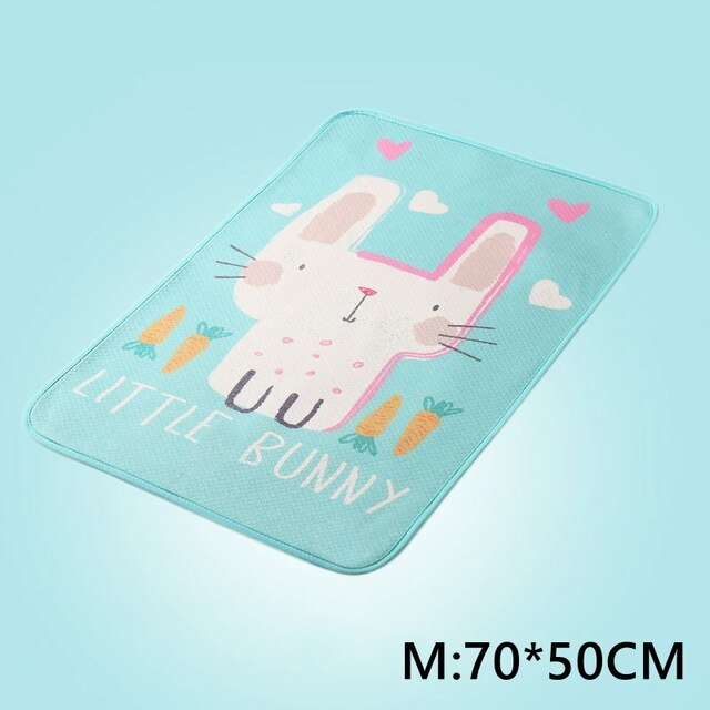 Lovely Baby Diaper Changing Mat Newborn Bedding Mattress Cover Waterproof Kids Infant Waterproof Toddler Nappy Urine Pad Soft - KbnMart
