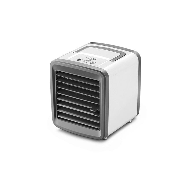 KbnMart Air Conditioner Air Cooler Mini Fan Portable Airconditioner For Room Home Air Cooling Desktop Usb Charging Air Conditioning Fan - KbnMart