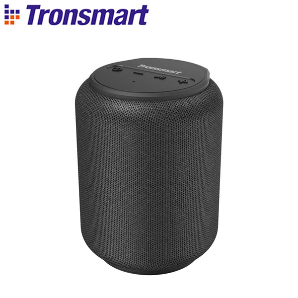 KbnMart T6 Mini Bluetooth Speaker TWS Speakers IPX6 Wireless Portable Speaker with 360 Degree Surround Sound, Voice Assistant