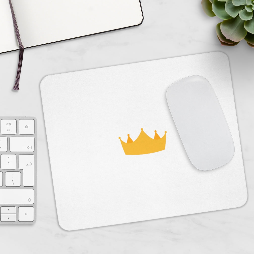'Crown' Mouse Pad