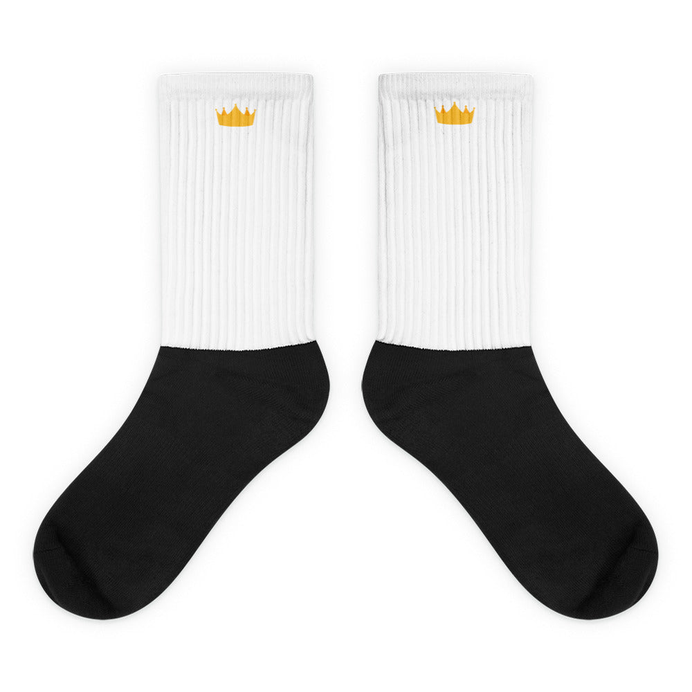 'Crown' Socks