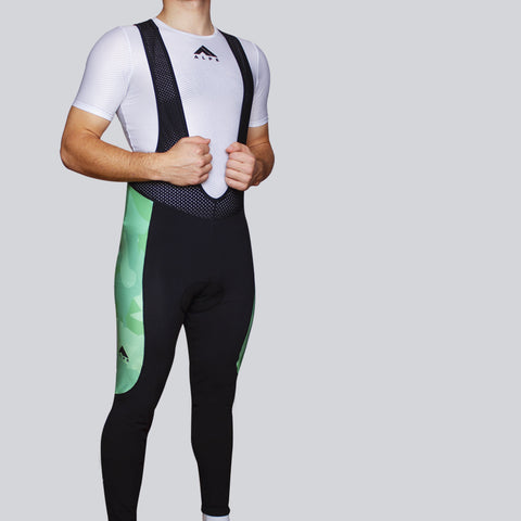 Bib Tights - Green