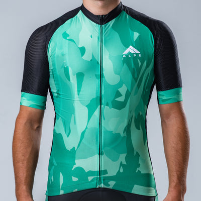 Crypsis Jersey - Green