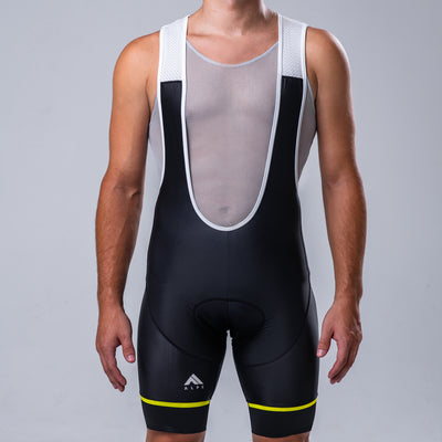 Pro Race Bib Short - Fluro Yellow
