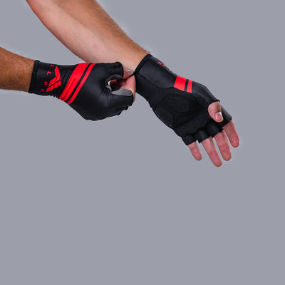 Pro Race Gloves - Red