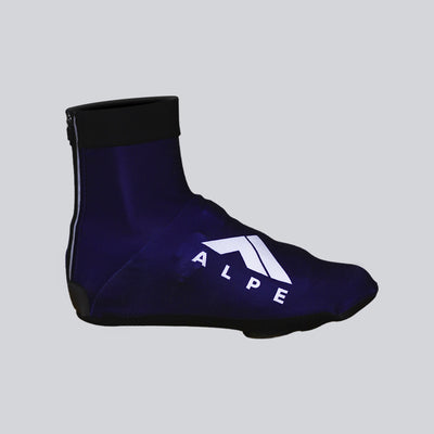 Logo Winter Overshoes - Navy Blue