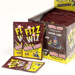 FIZZ WIZ COLA POPPING CANDY x50