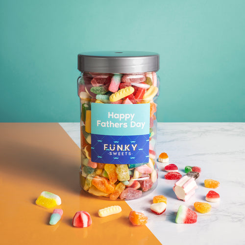 Happy Father's Day - Pick n Mix Jar