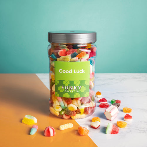 Good Luck -  Pick n Mix Jar