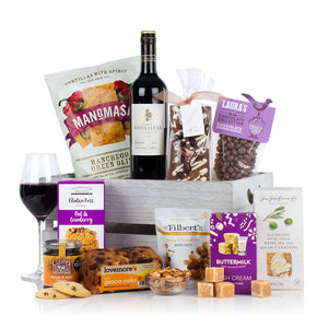 The Gluten & Wheat Free Sensation Gift Hamper