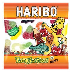 Haribo Tangfastic Treat Bag x 100