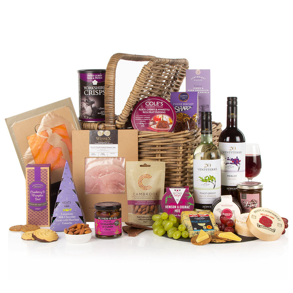 The Spirit of Christmas Festive Hamper - Order Now for Delivery on 17th December