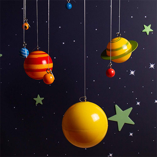 Discovery 3D Solar System