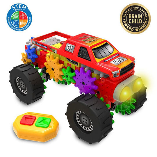Techno Gears RC Monster Truck