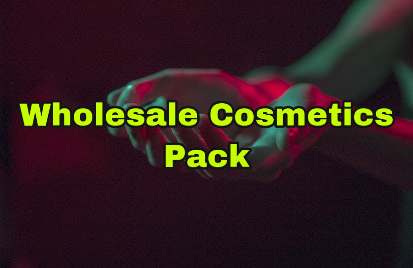 Wholesale Cosmetic Pack