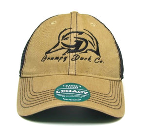 Grumpy Duck Co. Legacy Low Profile Hat
