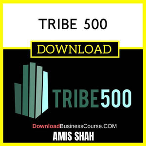 Amis Shah Tribe 500 FREE DOWNLOAD