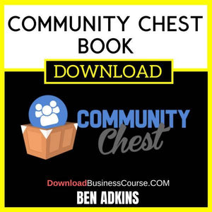 Ben Adkins Community Chest Book FREE DOWNLOAD