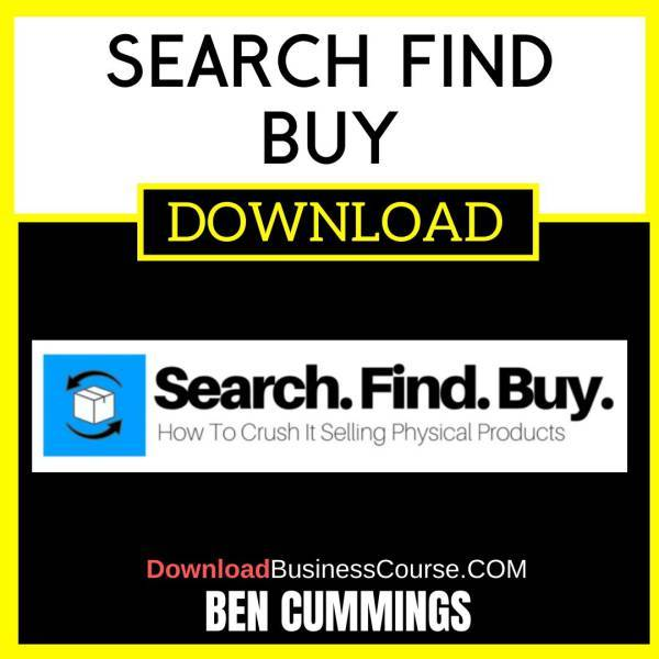 Ben Cummings Search Find Buy FREE DOWNLOAD