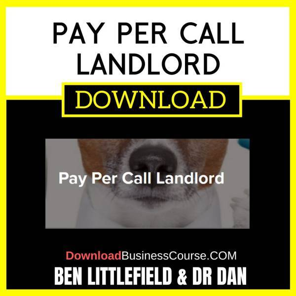 Ben Littlefield Dr Dan Pay Per Call Landlord FREE DOWNLOAD
