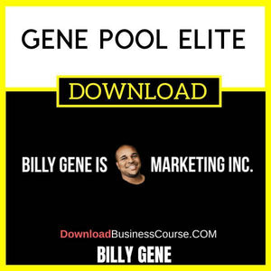Billy Gene Gene Pool Elite FREE DOWNLOAD
