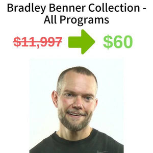 Bradley Benner Collection - All Programs FREE DOWNLOAD
